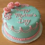 Delicious Mother's Day Cake for Your Lovely Mums
