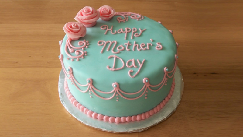 20 Delicious Mother's Day Cake Ideas