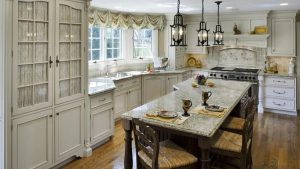 French Country Kitchen and Design