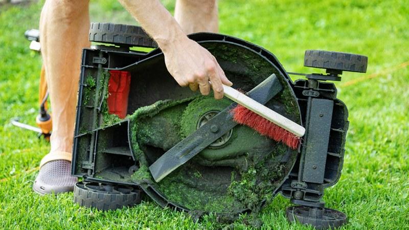 Lawn Mower Blades - Keeping Them Sharp