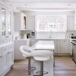 White Kitchen Cabinets and How To Paint Them