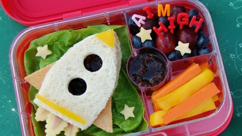 Exciting fun Sandwich Ideas for Kid's Lunch